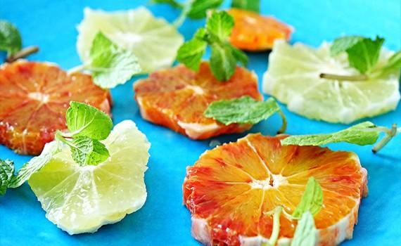 ブラッドオレンジのサラダ_R
